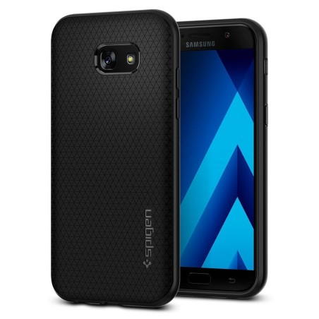 SPIGEN SGP LIQUID AIR GALAXY A5 2017 BLACK - 1