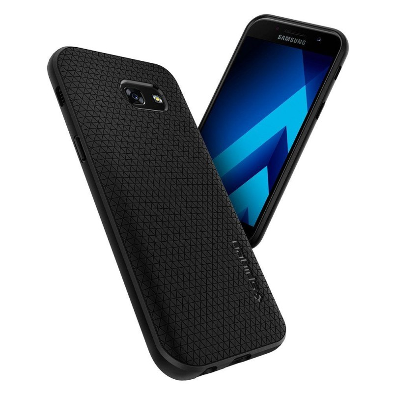 SPIGEN SGP LIQUID AIR GALAXY A5 2017 BLACK - 5