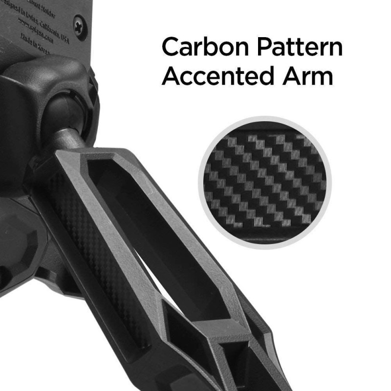 Spigen Ts36 Signature Car Mount Holder Black - 9
